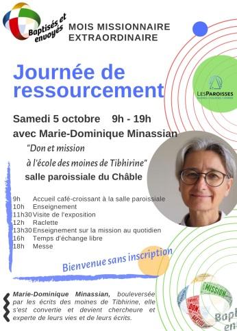 Mois missionnaire Bagnes 2019 1