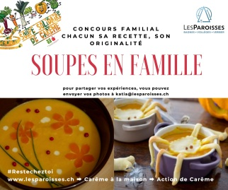 soupe en famille